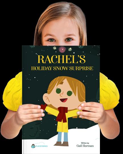 Criança com seu best seller